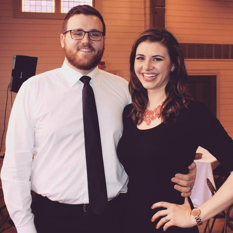 Richie and Elizabeth